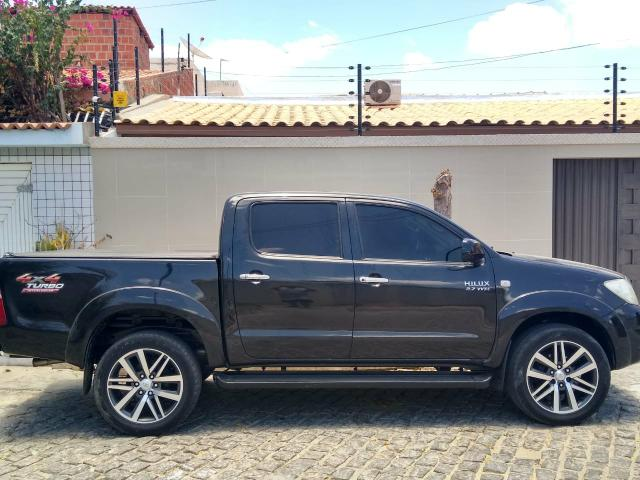 Toyota Hilux 2010 R$55.000,00 - Foto 12