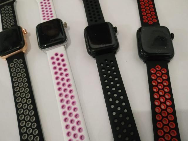 Smartwatch Pro Life À Prova D'água compatível Android e Iphone - Foto 4