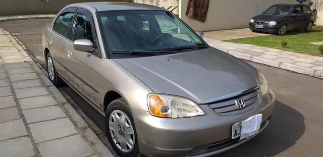 Honda civic seda lx 1.7 - Foto 2