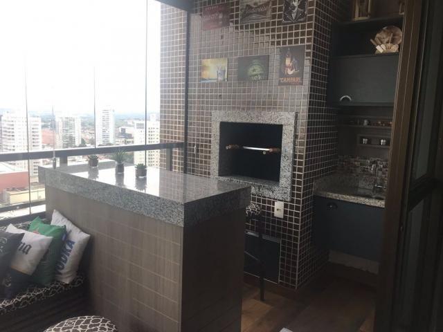 278 - goiabeiras tower - apartamento padrão 125m² com área gurmet completa - Foto 7