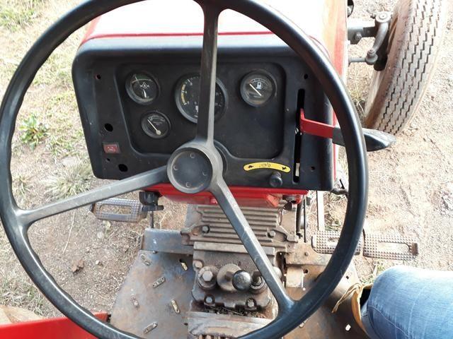 Trator Massey Ferguson 265 - Foto 2