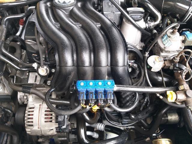 Vw Bora + Gnv 5º ger. Troco e financio Aceito Carro ou Moto Maior ou menor valor - Foto 2