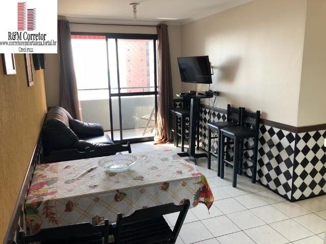 Apartamento por Temporada no Mucuripe em Fortaleza-CE (Whatsapp) - Foto 4
