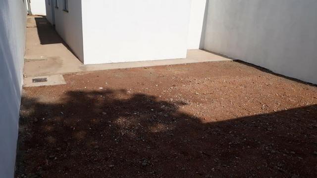 Linda Casa Nova Financia 2/4 Sendo 1 Suíte Na Laje Casa Individual Frente Pra Sombra - Foto 16