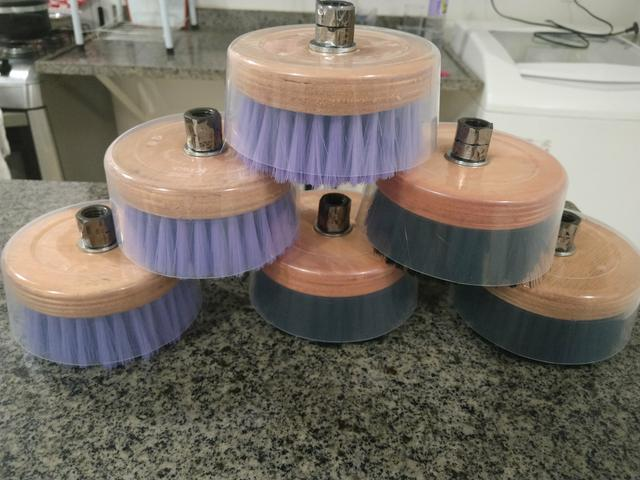 Escova sofá estofados politriz - Foto 5