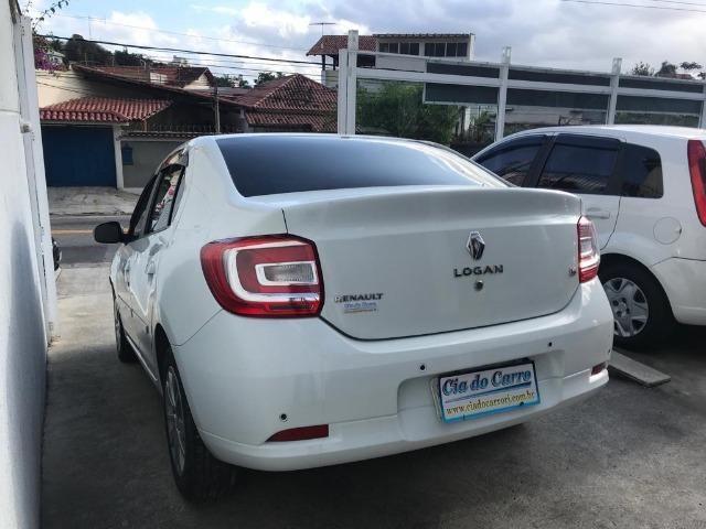 Renault Logan Expression 1.6 com GNV - Foto 4