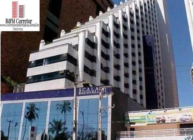Apartamento por Temporada no Meireles em Fortaleza-CE (Whatsapp) - Foto 17