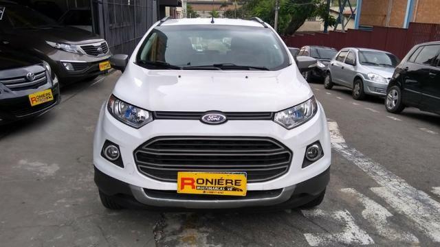 Ford EcoSport Freestyle 1.6 Flex GNV 2014 - Foto 13