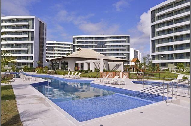 Apartamento á venda com padrão reserva do paiva 3 quartos 113m² terraço laguna-E - Foto 2