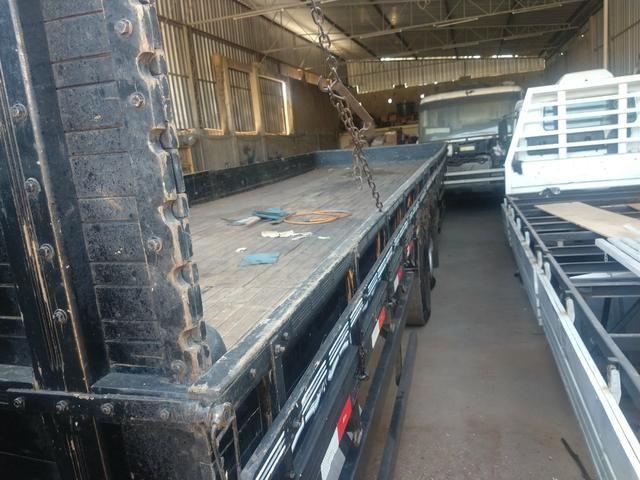 Ford cargo 4030 truck leito - Foto 4