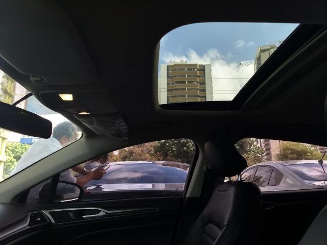 FORD FUSION 2017/2017 2.0 SEL 16V GASOLINA 4P AUTOMÁTICO - Foto 6
