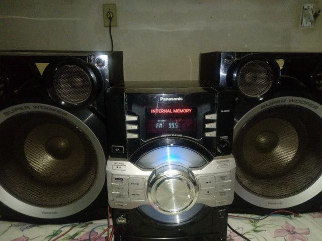 Vendo aparelho de som   system