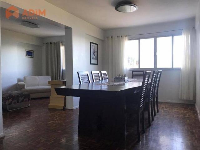 Apartamento com 3 dormitórios para alugar, 150 m² por R$ 2.500,00/mês - Pioneiros - Balneá - Foto 10