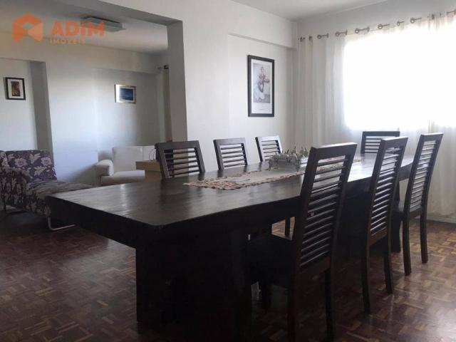 Apartamento com 3 dormitórios para alugar, 150 m² por R$ 2.500,00/mês - Pioneiros - Balneá - Foto 7