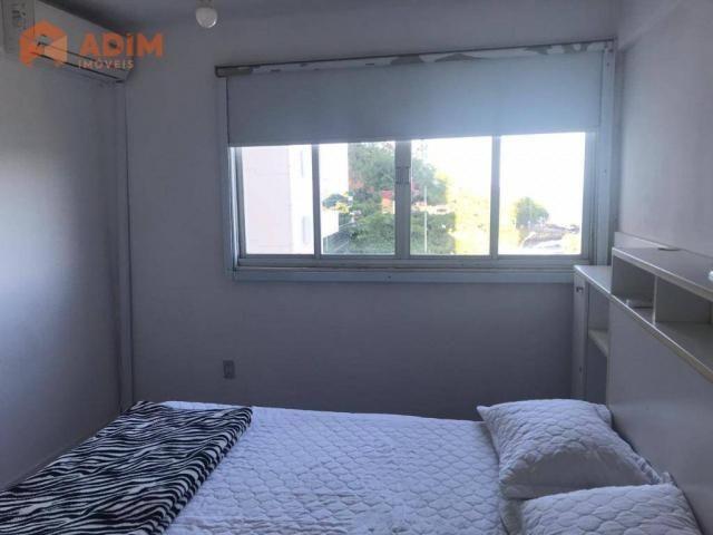 Apartamento com 3 dormitórios para alugar, 150 m² por R$ 2.500,00/mês - Pioneiros - Balneá - Foto 17