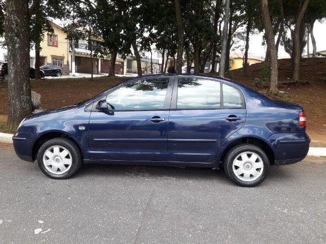 Polo Sedan 1.6 gasolina 2003 - Foto 9