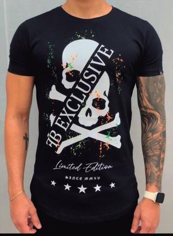 Camisetas FB originais em ótima promoção - Foto 2