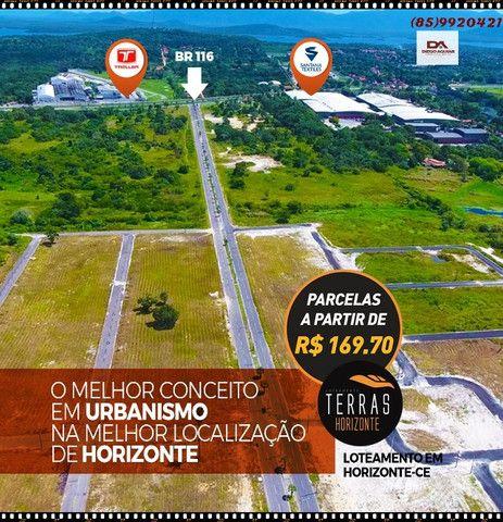 %% Lotes Terras Horizonte %% - Foto 18