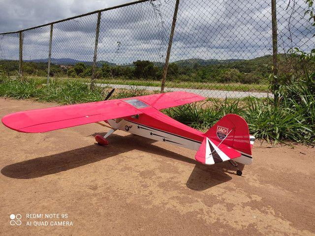 Aeromodelo Taylor craft para dle 30 - Foto 4