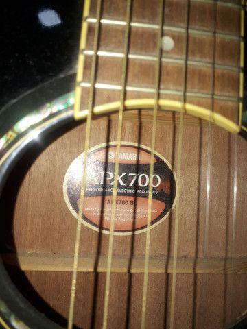 Violão Yamaha APX 700 - Foto 2