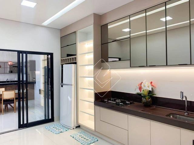 Casa à venda, 300 m² por R$ 1.900.000,00 - Condominio Solar Do Bosque - Rio Verde/GO - Foto 11