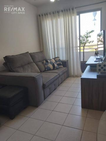 Apartamento com 3 dormitórios à venda, 70 m² por R$ 300.000,00 - Vila Albuquerque - Campo  - Foto 4