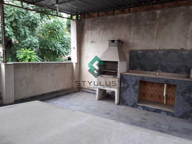 Casa de vila à venda com 3 dormitórios em Cachambi, Rio de janeiro cod:M71238 - Foto 19
