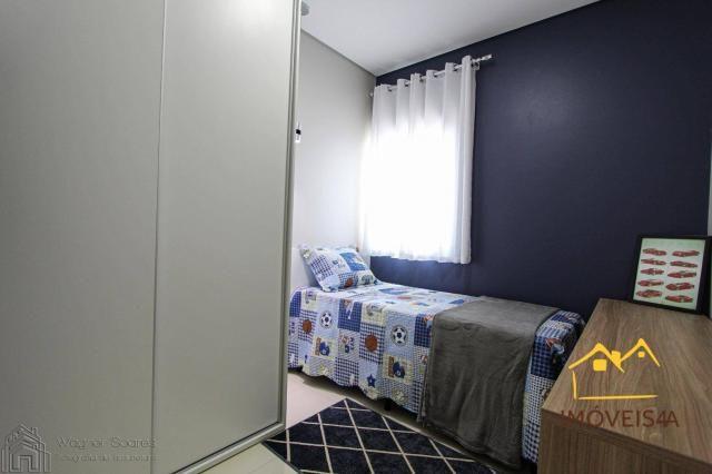 (Vende-se) Residencial Córdoba - Apartamento com 3 dormitórios à venda, 74 m² por R$ 260.0 - Foto 5