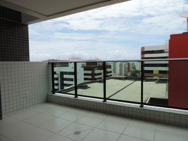 Apartamento à venda com 3 dormitórios em Ponta verde, Maceió cod:64 - Foto 5