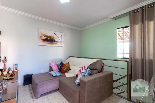 Apartamento à venda com 3 dormitórios em Alto caiçaras, Belo horizonte cod:266292 - Foto 3