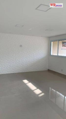 Apartamento com 2 dormitórios à venda, 66 m² por R$ 350.000,00 - Paulicéia - São Bernardo  - Foto 12