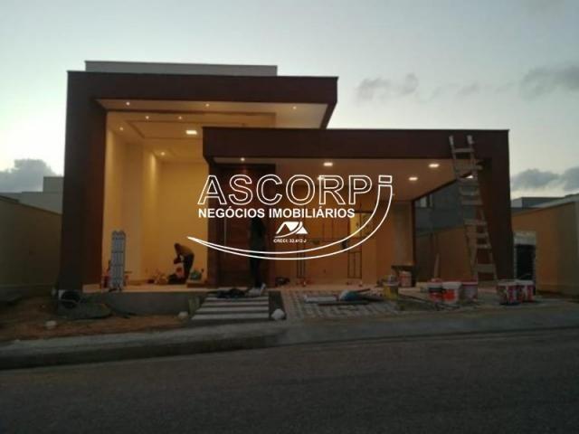 Realize o sonho de sua casa em condomínio fechado (Cod. CA00241) - Foto 5