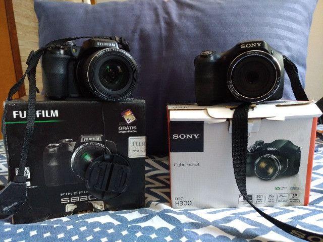 Vendo duas câmeras super zoom - Foto 2