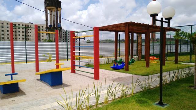 Apartamento 2 quartos (RESIDENCIAL AURORA DO JANGA) localização privilegiada em Paulista - Foto 8