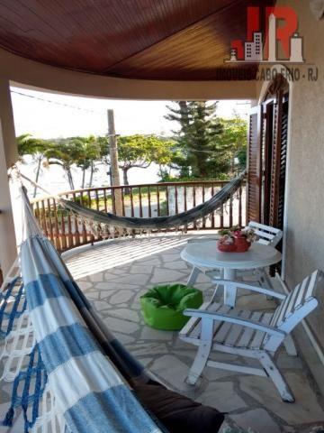 Casa duplex com piscina e Casa de hospede, frente para Lagoa de Araruama Balneário - São P - Foto 19