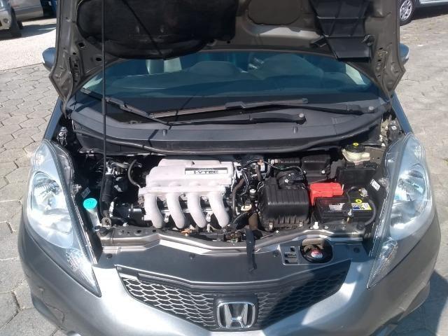 Honda Fit Ex Flex Aut - Versão mais Completa da Categoria - Foto 7