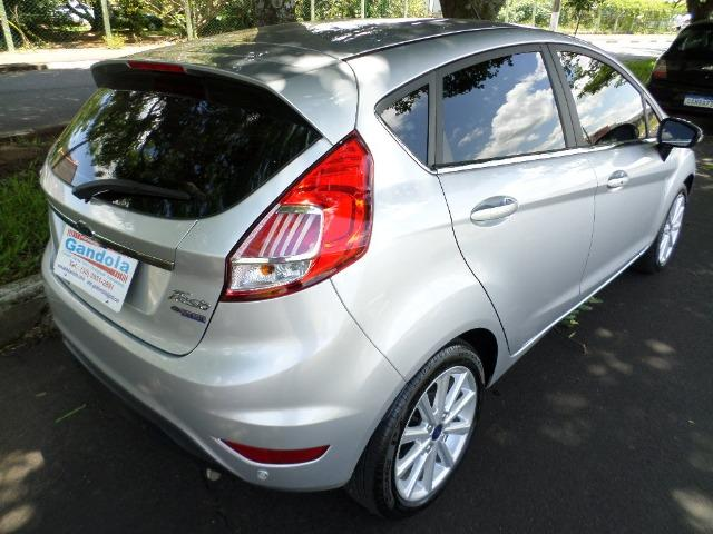 New Fiesta Hatch Titanium 1.6 Flex AT - Foto 7