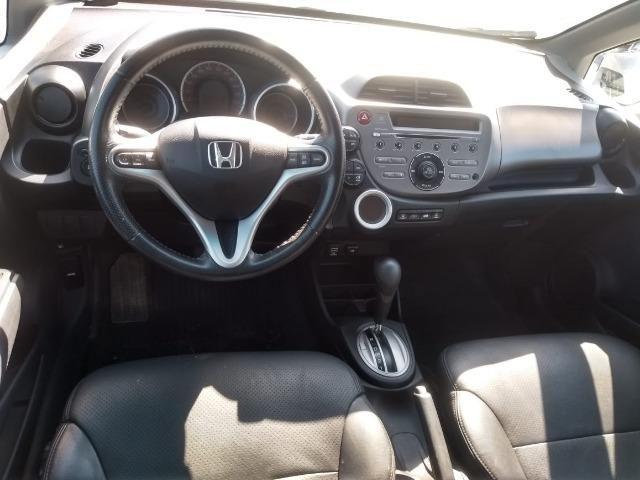 Honda Fit Ex Flex Aut - Versão mais Completa da Categoria - Foto 5