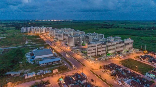 Apartamento pronto para morar com 2 quartos em Ipojuca, promoção relampago! - Foto 10