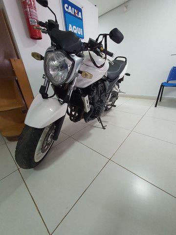 Moto Esportiva 650 cc Suzuki GSX Aceito Trocas  - Foto 3