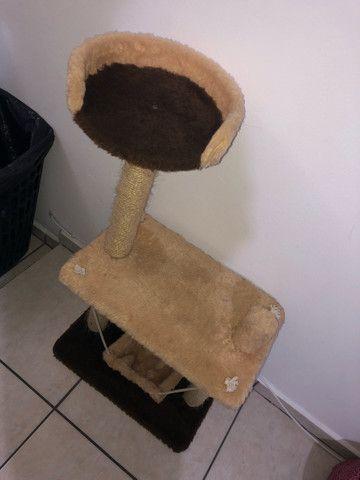 Arranhador Gatos Completo - Foto 2