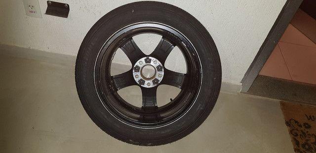 Roda + Pneu BMW - Foto 3