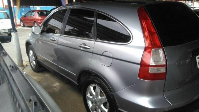 Honda CR-V 2.0 LX 2008 - Completo * Entrada + 48x R$632 ,00 * C/ GNV - Foto 4