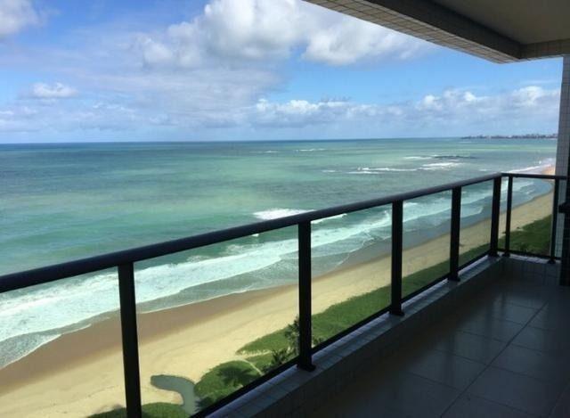 Gran Marine- Condomínio pé na areia em guaxuma com vista sensacional - Foto 10