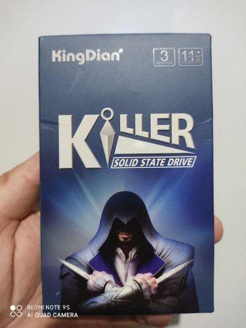 SSDs Kingdian / Goldenfir / 256gb/ 360gb / 512gb novos!!!