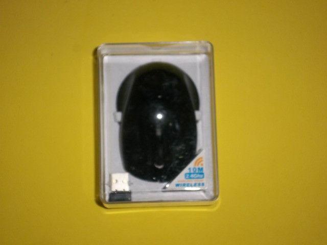Mouse sem fio 2.4Ghz - Foto 3