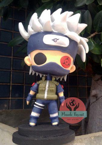 Kakashi do Naruto - Funko Pop Estilizado