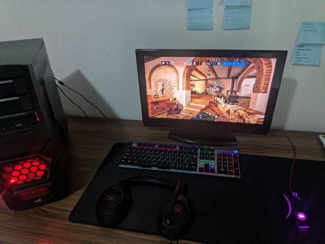 Pc gamer (só a CPU)