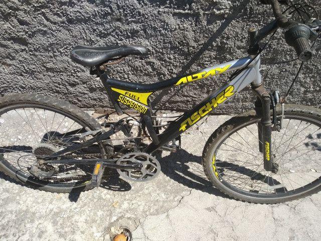 Bicicleta Fischer Altay 7 marchas - Foto 4