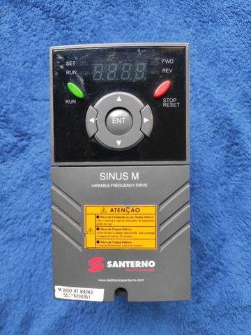 Inversor de frequência Sinus M 1,5CV 380V